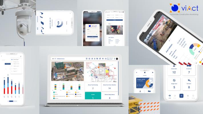Hong Kong-based viAct raises $2M for its automated construction monitoring platform – TechCrunch