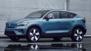 Volvo C40 Recharge debuts, all-electric coupe-SUV has two motors, 408hp and 420km range- Technology News, FP