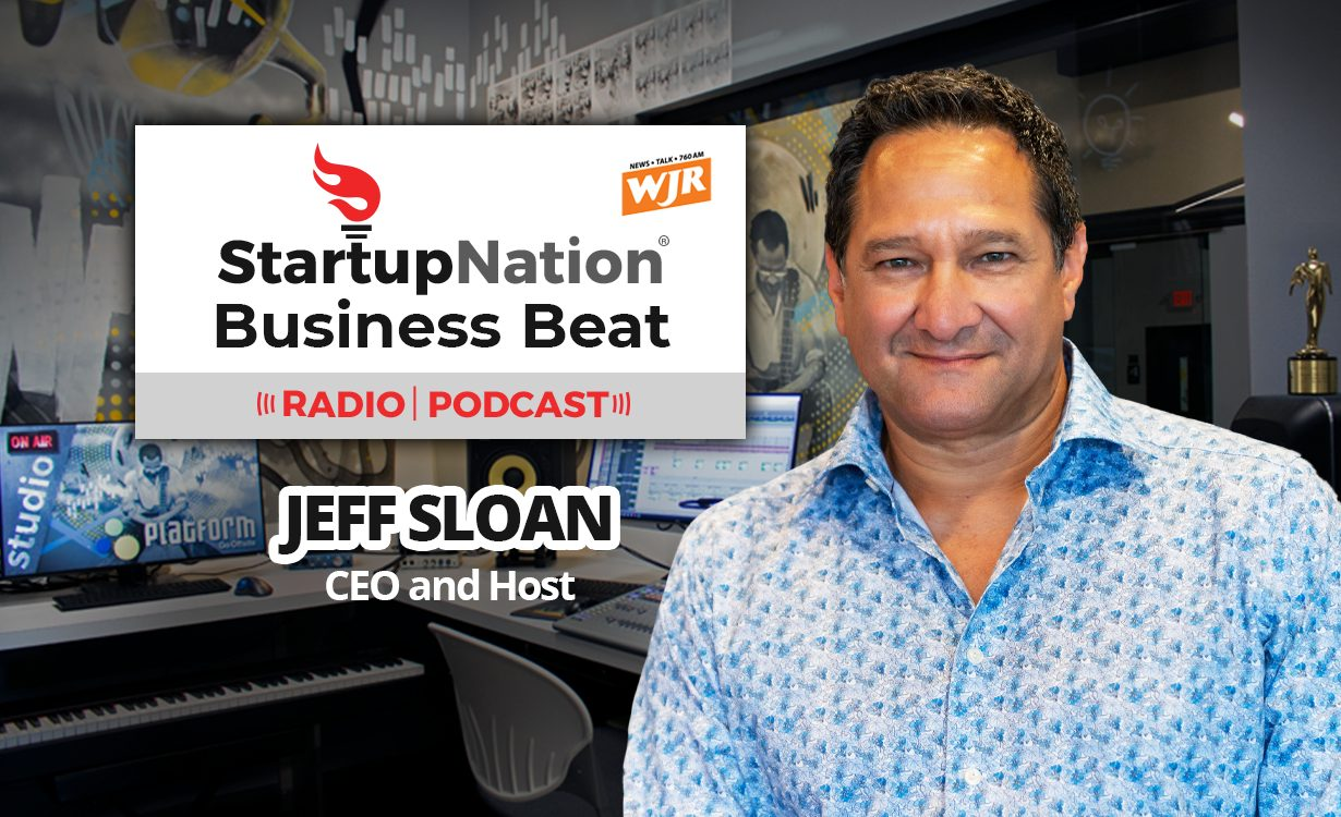WJR Business Beat with Jeff Sloan: Positive Economic News (Episode 183)