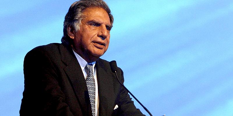 [Funding alert] Ratan Tata invests in Pritish Nandy Communications