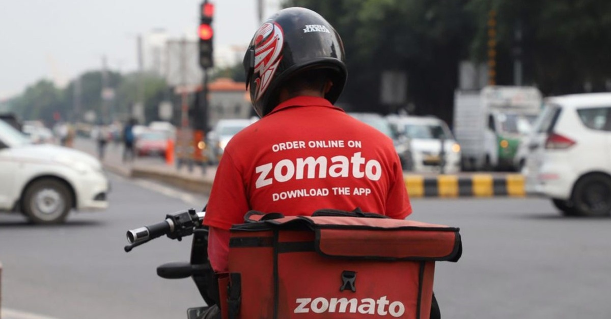 Woman Who Accused Zomato Delivery Agent Of Assault Booked