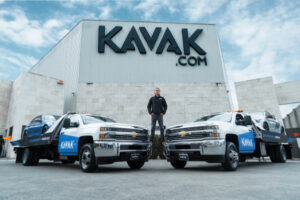 Mexican unicorn Kavak raises a $485M Series D at a $4B valuation. – TechCrunch