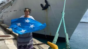 Nicole Yamase first Pacific Islander, only third woman to reach Challenger Deep- Technology News, FP
