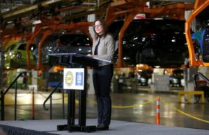 GM, LG Energy Solution to build 2nd U.S. battery plant in Tennessee- Technology News, FP