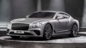 New Bentley Continental GT Speed breaks cover, has a 659 hp, twin-turbo W12 engine- Technology News, FP