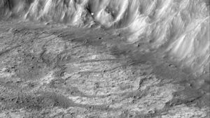 Researchers discover a new type of crater lake on Mars' surface- Technology News, FP