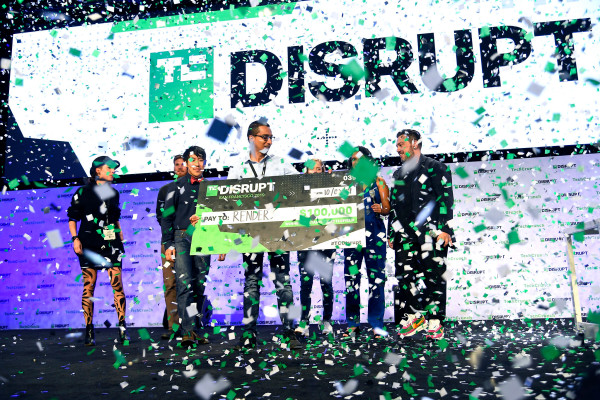 Apply to compete in Startup Battlefield at TC Disrupt 2021 – TechCrunch