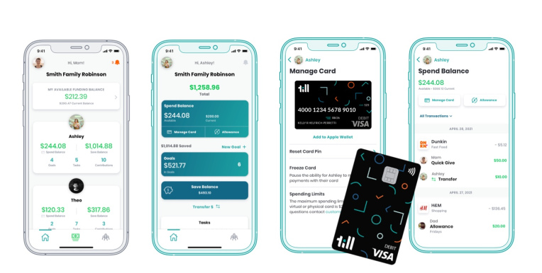 Forget the piggy bank, Till Financial's kids' spend management app gets Gates' backing – TechCrunch
