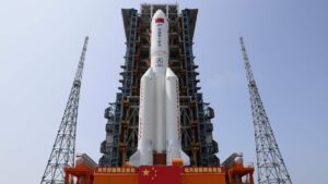 China begins building three-person space station, first launch to take place soon- Technology News, FP