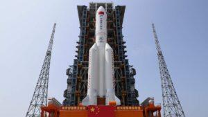 Chinese rocket segment disintegrates over Indian Ocean, NASA says China behaved 'irresponsibly'- Technology News, FP