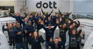 Amsterdam-based Dott raises €70.4M to expand its micro-mobility services to Spain and the UK