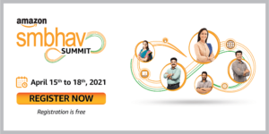 Digital transformation strategies from industry leaders make Amazon Smbhav Summit a must-attend event