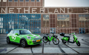 Dutch startup GO Sharing raises $60M to expand beyond e-mopeds and into new markets – TechCrunch