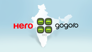 Gogoro partners with India's Hero MotoCorp, one of the world's largest two-wheel vehicle makers – TechCrunch