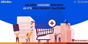 How Aerchain (procurement tech startup) from Beer Garage – AB inBev's global accelerator program of 2020 expan