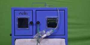 Renewable energy startup is helping India breathe easy with oxygen concentrators