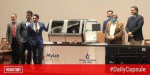 MyLab's COVID-19 mobile testing vans