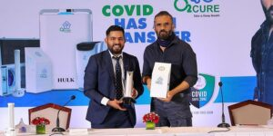 Gurugram-based startup innovates air purifier to neutralise coronavirus