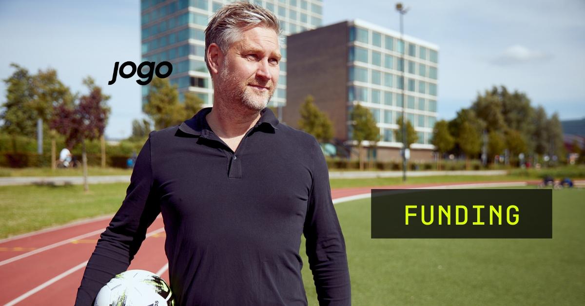 Netherlands-based JOGO raises €2M for its football talent development platform