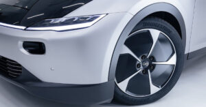 Dutch electric vehicle maker Lightyear partners with Bridgestone for the world's first long-range solar electric car
