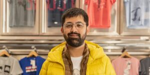 How a college dropout went from running a motorcycle garage to heading Hike's Rush: Manav Arya's journey