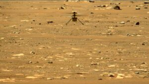 NASA's Ingenuity helicopter successfully completes second flight on Mars- Technology News, FP
