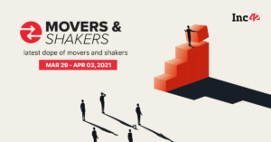 Movers And Shakers Of The Week [March 29- April 3]: Delhivery's Founders Exit