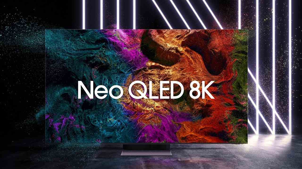 Samsung introduces 2021 Neo QLED 8K, 4K TVs in India at a starting price of Rs 99,990- Technology News, FP