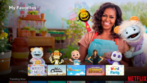 Netflix redesigns Kids profile to show most-watched titles and characters on the homepage- Technology News, FP