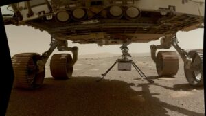 NASA's Ingenuity helicopter spends its first night in frigid Martian temperatures- Technology News, FP