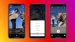 Instagram introduces 'Remix' feature for reels to create interactive reels alongside another- Technology News, FP