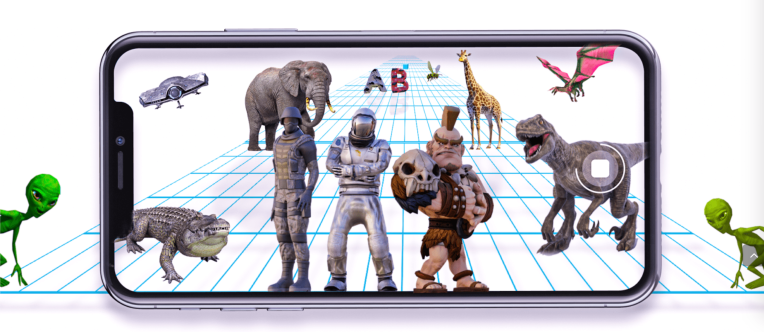 Leo AR, user-facing marketplace for 3D objects, raises $3 million seed round – TechCrunch