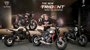 Triumph Trident 660 launched in India at an introductory starting price of Rs 6.95 lakh- Technology News, FP