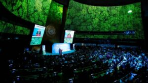 IMF, World Bank roll out debt relief plans for low-income nations in green investments push- Technology News, FP