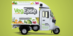 This bootstrapped startup brings a grocery cart to your doorstep in just 20 minutes