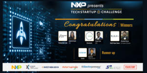 NXP India Tech Startup Challenge announces Winners for 2021