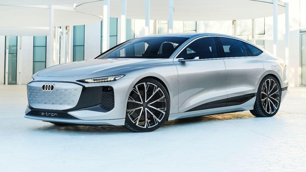 Audi A6 e-tron concept revealed at Auto Shanghai 2021, previews e-sedan due in 2023- Technology News, FP