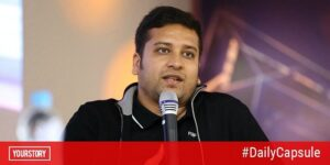 Binny Bansal – the bookseller who became a billionaire