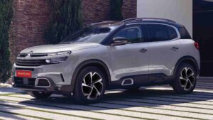 Citroen C5 Aircross launched in India at introductory starting price of Rs 29.90 lakh- Technology News, FP