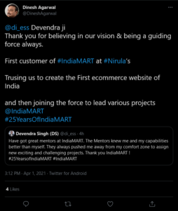 IndiaMART Turns 25: A Look Back At The B2B Marketplace's Journey