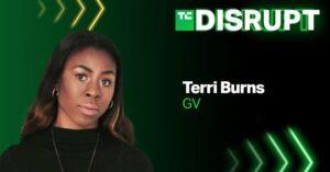 GV partner Terri Burns is joining us to judge the Startup Battlefield – TechCrunch