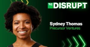 Sydney Thomas is coming to judge startups at Disrupt – TechCrunch