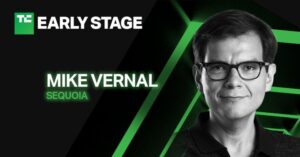 Sequoia's Mike Vernal will share how to iterate with tempo at TC Early Stage in July – TechCrunch