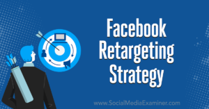 Facebook Retargeting Strategy: Creative Applications