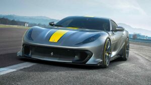 Ferrari 812 Superfast spawns new limited-edition special with 830 hp V12 engine- Technology News, FP