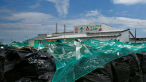 Wastewater from Fukushima reactor to be released into the ocean, Japan authorities says
