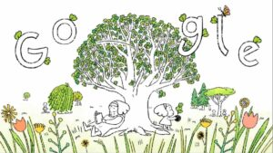 Google Doodle illustrated video encourages everyone to plant more trees- Technology News, FP