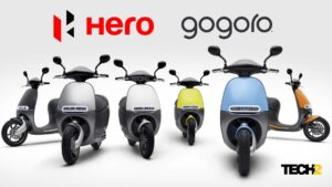 Hero MotoCorp announces tie-up with Gogoro, to build battery swapping network in India- Technology News, FP