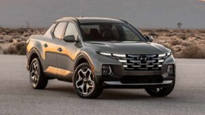 Hyundai Santa Cruz pick-up truck debuts in the USA, is based on the new Tucson SUV- Technology News, FP