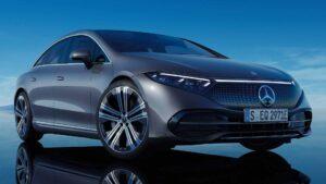 Mercedes-Benz EQS electric sedan makes global debut, has a range of up to 770 kilometres- Technology News, FP